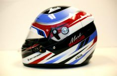 Arai SK-6 M.Boos by Brett King Design