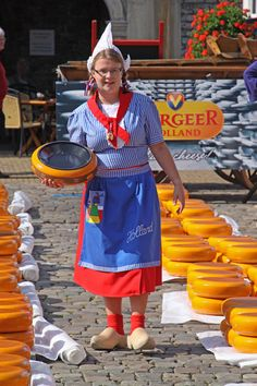 cheese market - Gouda, Zuid Holland