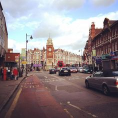 Crouch End (North London)