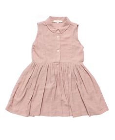 Pink summer dress - Caramel Baby & Child