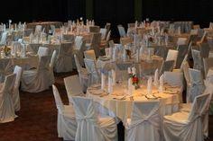 Reception for a wedding at Todd Creek Golf Club in Thornton, Colorado.