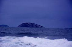 Mar do Rio de Janeiro, com Ressaca..