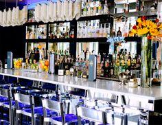 Chive Sea Bar & Lounge in Savannah, Georgia. Cocktail Menu, Cocktail Making, Savannah Georgia, Savannah Chat, Kobe Steak, Savannah Restaurants, Savannah Historic District, Check Please, Vintage Cocktails