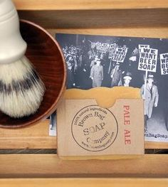 Pale Ale Shaving Kit