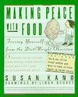 Making Peace with Food: Freeing Yourself from the Diet-Weight Obsession, by Susan Kano, Harper (1989). Readable, practical, inspiring. Contains a summary of antidieting and setpoint findings, then proposes methods for increasing one's self-esteem and living in accord with one's own natural and healthy hungers. Helps reader overcome yo-yo dieting, body and food anxiety, and self-defeating guilt. Complete with step-by-step workbook format. Good list of suggested readings and resources…