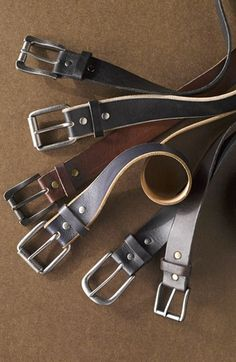 Vintage Leather Belt  http://rstyle.me/n/dzzsapdpe