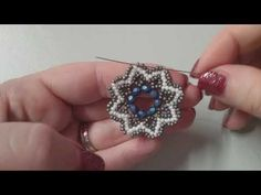 YouTube Earring Tutorial, Beading Patterns, Beaded Earrings, Youtube, Beads, Crafts, Tutorials, Jewellery, Christmas