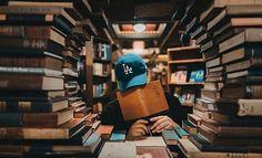 The Last Bookstore, Los Angeles, CA   http://writersrelief.com