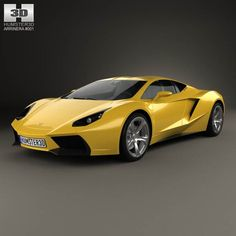 Arrinera Hussarya 2015 3d model from humster3d.com. Price: $75