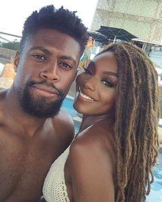 Couple Relationship, Cute Relationship Goals, Cute Relationships, Black Love Couples, Cute Couples Goals, My Black Is Beautiful, Beautiful Couple, Couple Noir, African Love