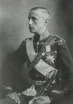 Prince Gavril Konstantinovich Romanov of Russia.A♥W