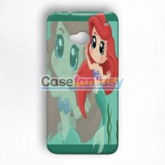 Disney Princess Ariel And Her Sisters The Little Mermaid HTC One M7 Case | casefantasy