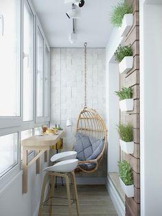 Small Apartment Balcony Decorating Ideas (46)