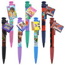 "Bulk Licensed-Character Retractable Jumbo Pens, 11"" at DollarTree.com"