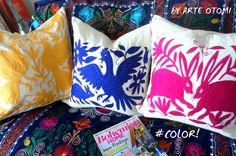 Unlikely Friends - - Otomi Pillow Shams - Otomi Decorative Pillow - Cobalt Blue - Pink Pillow sham - - Each - Birds Pink Pillows, Throw Pillows, Unlikely Friends, Pillow Shams, Decorative Pillows, Etsy Seller, Delicate, Birds, This Or That Questions