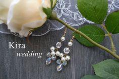 42 отметок «Нравится», 1 комментариев — Kira Wedding г. Балаково (@kirawedding_balakovo) в Instagram: «Серьги ручной работы. В наличии. Цена 300 руб. #визажистиринакостылева #макияждляневесты…»