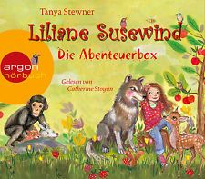 NEU * Liliane Susewind - Die Abenteuerbox* Tanya Stewner... * shipping worldwide
