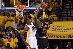 LeBron's Finals deja vu: Game 2 means everything now - King James Gospel