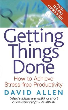 Read the first 140 pages which are still excellent principles and guidelines to tackle todays work life challenges - and then choose a book which will guide you to use todays software solutions to handle the practical staff.  Getting Things Done: How to Achieve Stress-free Productivity by David Allen.