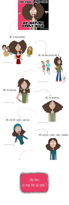 I love Tall N Curly. // The Pros and the Cons of Having #Curly #Hair by Tall N Curly and friends ! http://www.naturallycurly.com/curlreading/home/the-pros-cons-of-curly-hair#nc-gallery-header