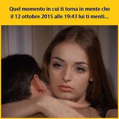 """""""Mi piace"""": 157.3 mila, commenti: 1,208 - Tua madre è Leggenda (@tmlplanet) su Instagram: """"Memoria da elefante(ssa). #tmlplanet #coppia #ragazzi #ragazze #uomini #donne #ricordi #bugia"""""""