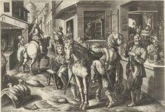 Stijgbeugels, Philips Galle, ca. 1589 - ca. Fra Angelico, Bruges, Dresden, New Inventions, Claude, Art Google, Google Images, Bing Images, Medieval