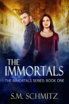 Speculative Fiction Showcase: The Immortals (The Immortals, Book 1) by S.M. Schm...
