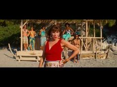 """Christine Baranski and company - """"Does Your Mother Know"""" from the movie Mamma Mia"""