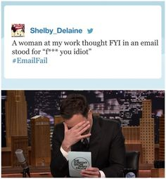 "This epic misunderstanding: | 21 Hilarious Tweets Jimmy Fallon Read On ""The Tonight Show"""