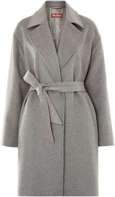 My Max Mara Grey Cashmere coat 2011