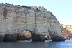Algarve, Portugal Kayak Adventures, Algarve, Geology, Old Town, Kayaking, Mount Rushmore, Portugal, Mountains, Beach