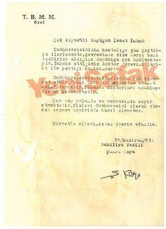 Atatürk'ü ölümünün üzerindeki sır perdesi aralandı: İsmet İnönü zehirledi   Aktüel   Aktüel