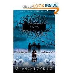 TORN: 2nd in the Trylle trilogy.  AWESOME- I loved this trilogy!