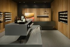 Aesop store by Torafu Architects, Sendai – Japan » Retail Design Blog