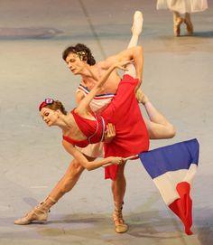 The Flames of Paris, Mikhailovsky Theatre