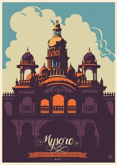 Mysore, City of Palaces (and Ashtanga Yoga)