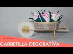 Como hacer rosas con cartones o maples de huevos. DIY - YouTube
