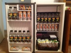 My little fridge.....Nutrilite Rhodiola energy vitamins.NEW Mango Guava Pineapple XS Energy Drink. Lemon Lime Sports Nutrition Drink.Immunity Tubes. Joint health Tubes (My fav!).Fruits and vegetables Tubes.Lemon Twist Meal Replacement Bars. Cranberry Crunch Snack Bars WHOOP, WHOOOOOOOP! DTX