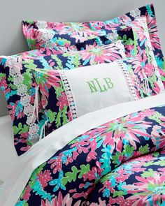 lilly pulitzer sister florals duvet covers and shams garnet hill