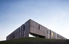 Museum of Art and Archaeology of the Côa Valley by Camilo Rebelo