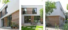 「fassadengestaltung einfamilienhaus modern」の画像検索結果
