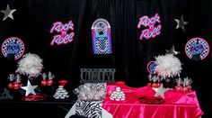 Rock Star Diva Party