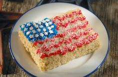 More Star Spangled Banner Treats