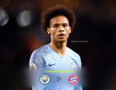 Manchester City are set for talks with Leroy Sane in the coming days over a contract extension amid interest from Bayern Munich. Sane has two years remaining on his contract but Pep Guardiola wants the winger to stay at the club. Manchester City, Ronaldo, Hansi Flick, Community Shield, Transfer Rumours, Transfer Window, Pep Guardiola, The Pa, The Day Will Come