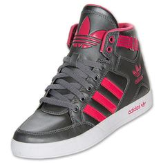 Women's adidas Originals Hardcourt Hi Casual Shoes from Finish Line. Saved to Things I want as gifts.
