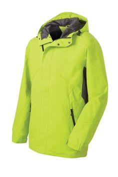 3ba0c3ee366d Port Authority Cascade Waterproof Jacket J322