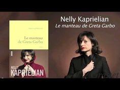 liratouva2  Mango: Le manteau de Greta Garbo, Nelly Kaprièlian