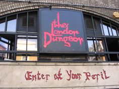 I went to the London Dungeon on 26 May 2011 while doing international press for Super 8.