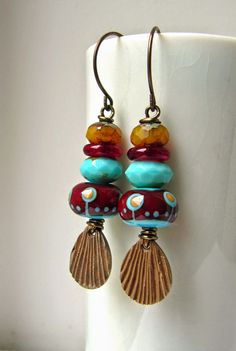 Earrings Everyday: Roundabout