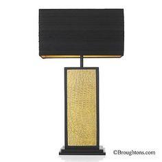 Croc Table Lamp